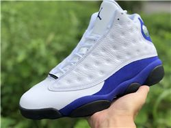 Men Air Jordan 13 Hyper Royal