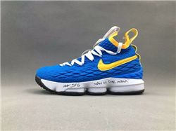 Men Nike LeBron 15 Basketball Shoes 692