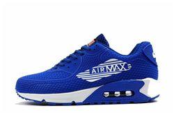 Men Nike Air Max 90 Running Shoes KPU 384