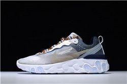 Men Nike Epic React Element 87 Undercover AAA 285