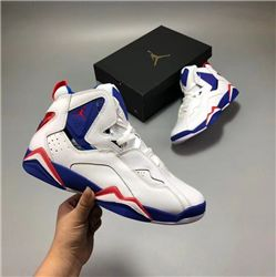 Men Basketball Shoes Air Jordan 7.5 Retro AAA 266