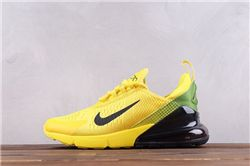Men Nike Air Max 270 Running Shoe AAA 281