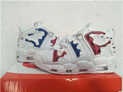 Nike Air More Uptempo Men Basketball Shoe 297