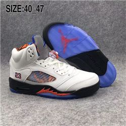 Men Basketball Shoes Air Jordan V Retro AAA 352