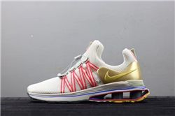 Men Nike Shox Gravity Luxe Running Shoes AAAA...