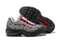 Men Nike Air Max 95 Running Shoe 331