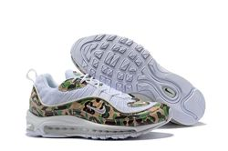 Men Nike Air Max 98 Running Shoe 235