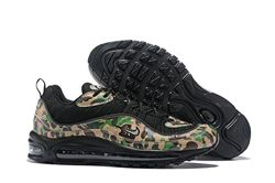 Men Nike Air Max 98 Running Shoe 236