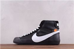 Women Off White x Nike Blazer Mid AAAA 302