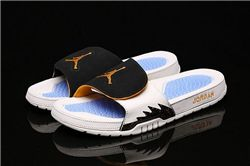 Men Air Jordan Hydro 5 Retro Sandals 344