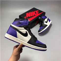 Women Sneaker Air Jordan 1 Retro AAAAA 323