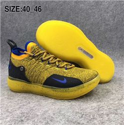 Men Nike Zoom KD 11 Basketball Shoe 491