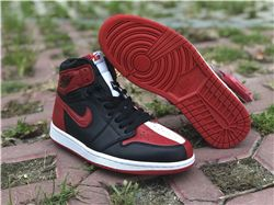 Men Air Jordan 1 Homage To Home
