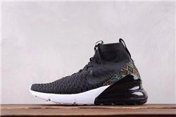Women Nike Air Footsacpe Magsta Flint 270 Sneakers AAAA 235