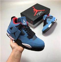 Men Air Jordan 4 Retro Travis Scott x Basketb...
