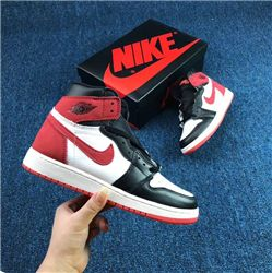 Men Air Jordan 1 Retro Basketball Shoe AAAAA ...