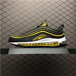 Men Nike Air Max 97 Running Shoes AAAA 337