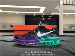 Women Nike Flyknit Air Max 2017 Sneakers AAAA...