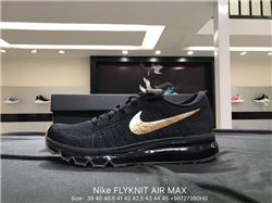 Men Nike Flyknit Air Max 2017 Running Shoes AAAA 306