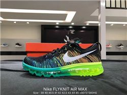 Men Nike Flyknit Air Max 2017 Running Shoes AAAA 307