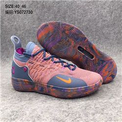 Men Nike Zoom KD 11 Basketball Shoe 496
