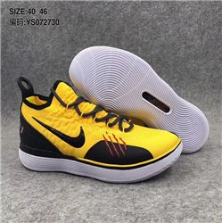 Men Nike Zoom KD 11 Basketball Shoe 498