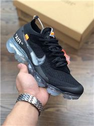 Men 2018 Nike Air Vapormax X Off-White AAAA 2...