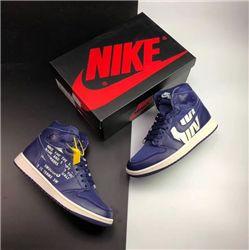 Men Air Jordan 1 Retro Basketball Shoe AAAAA 517