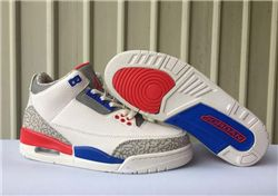 Men Basketball Shoes Air Jordan III Retro 314