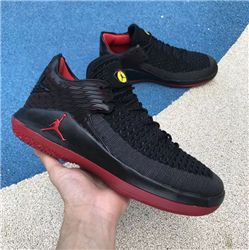 Men Air Jordan XXXII Basketball Shoe Low AAAA...