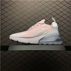 Women Nike Air Max 270 Sneakers AAAA 239