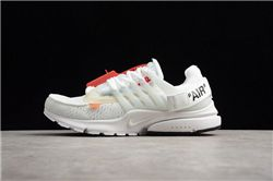 Men Off White x Nike Air Presto Running Shoe AAAA 307