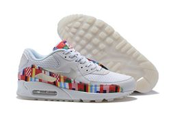 Men Nike Air Max 90 NIC QS International Flag 318