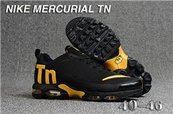 Men Nike Mercurial Air Max Plus Tn Running Shoe KPU 424