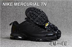 Men Nike Mercurial Air Max Plus Tn Running Shoe KPU 428