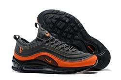 Men Nike Air Max 97 Running Shoes 343