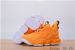 Kids Nike LeBron 15 Sneakers 284