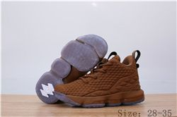 Kids Nike LeBron 15 Sneakers 285