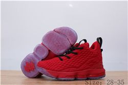 Kids Nike LeBron 15 Sneakers 286