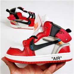 Kids Air Jordan I Sneakers 221