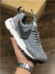 Men Off White x Nike Craft Mars Yard Running ...