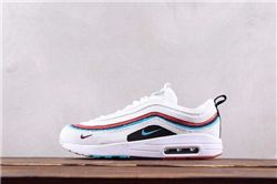 Women Sean Wotherspoon Nike Air Max 97 Hybrid AAAA 288