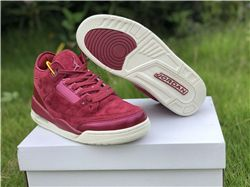 Women Air Jordan 3 WMNS Bordeaux AAAAA 227