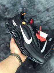 Women Off White x Nike Air Max 97 Sneaker AAAA 325
