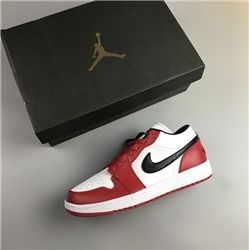 Women Sneaker Air Jordan 1 Retro AAA 334