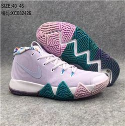 Men Nike Kyrie 4 Basketball Shoes 418