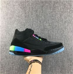 Women Air Jordan III Retro Sneakers AAAAA 228