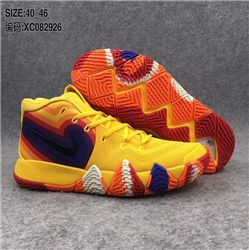 Men Nike Kyrie 4 Basketball Shoes 419