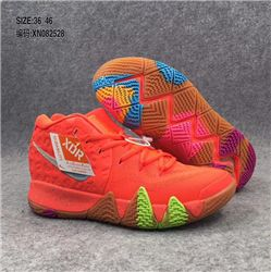 Men Nike Kyrie 4 Basketball Shoes 421