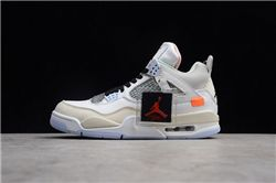 Men Basketball Shoes Air Jordan IV Retro AAAAA 363
